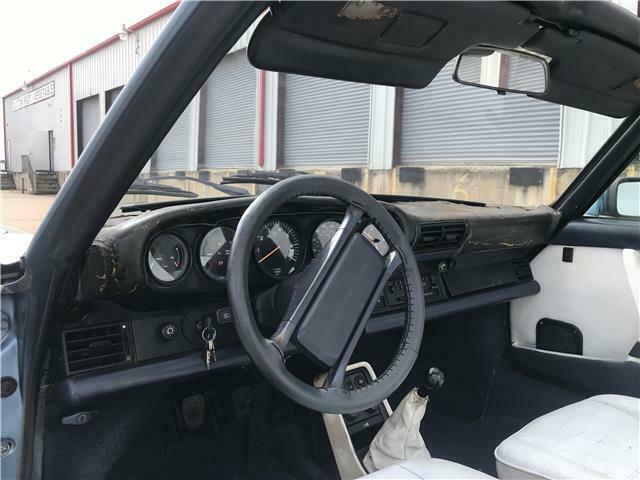 1986 Porsche 911 133525 Miles Flat 6 Cylinder Engine 3.2L ...