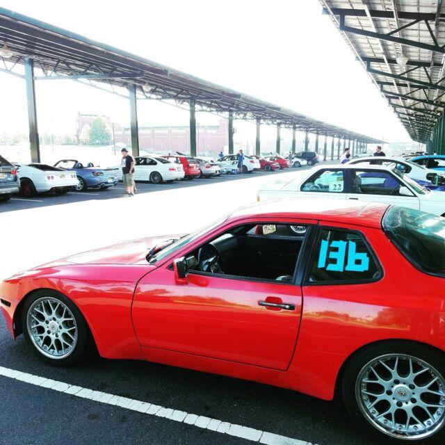 Porsche 911 Engine Swap: 1986 Porsche 944 Renegade Hybrid V8 Engine Swap