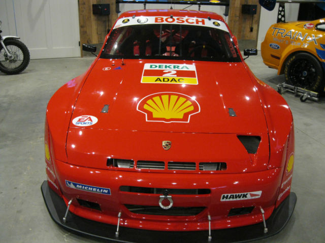 Street Legal Race Cars For Sale >> 1986 Porsche 944 TURBO RACE CAR - OVER 200K INVESTED IN ...