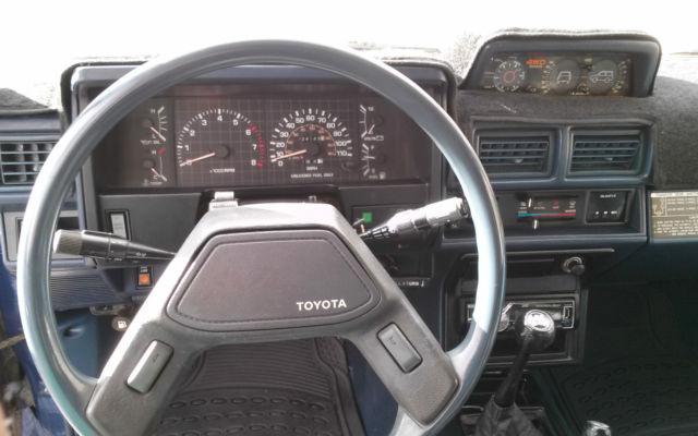 1986 Toyota 4x4 4runner Sr5 Sport Utility 2 Door Efi 2 4l