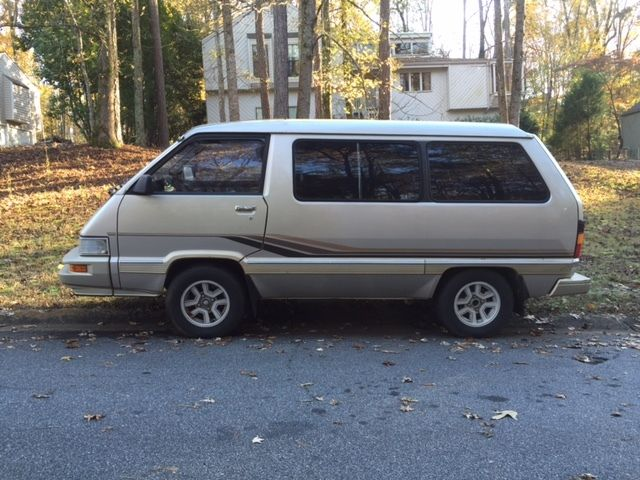 1986 toyota van wagon classic toyota other 1986 for sale. Black Bedroom Furniture Sets. Home Design Ideas