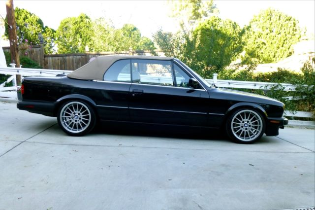 1987 Bmw E30 325i Ic Ci Convertible Tastefully Modified