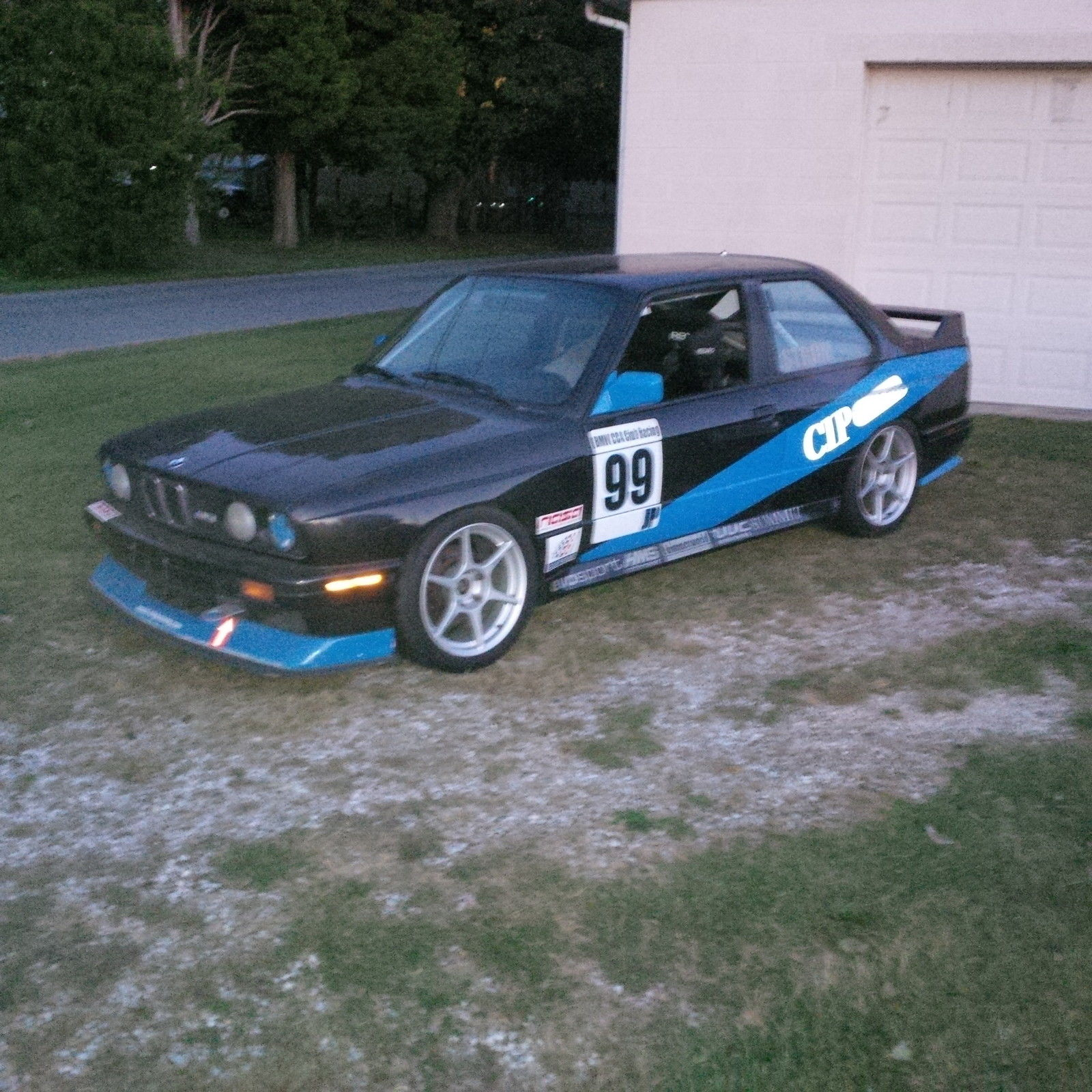 1987 BMW M3 Race car E30 M3 S14 S54 - Classic BMW M3 1987 for sale