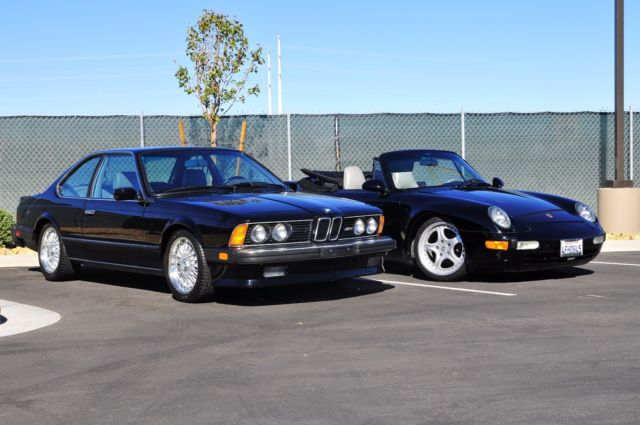 1987 bmw m6 coupe collectible low miles classic bmw m6 1987 for sale. Black Bedroom Furniture Sets. Home Design Ideas