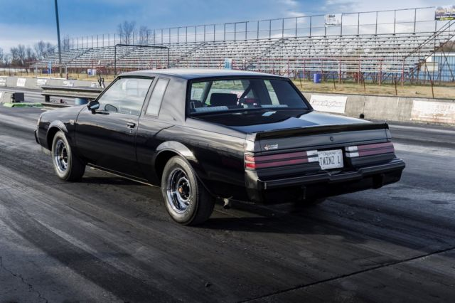 Buick Grand National Barn Find >> 1987 BUICK GRAND NATIONAL AKA TWINS AS SEEN IN HOTROD MAGAZINE!!! - Classic Buick Grand National ...
