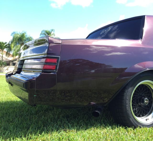 Buick Regal T Type For Sale: 1987 Buick Regal Turbo T T-Type