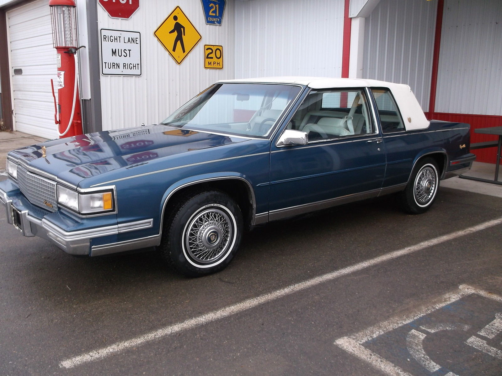 Cadillac Deville Door Coupe Nice Condition Great Driver
