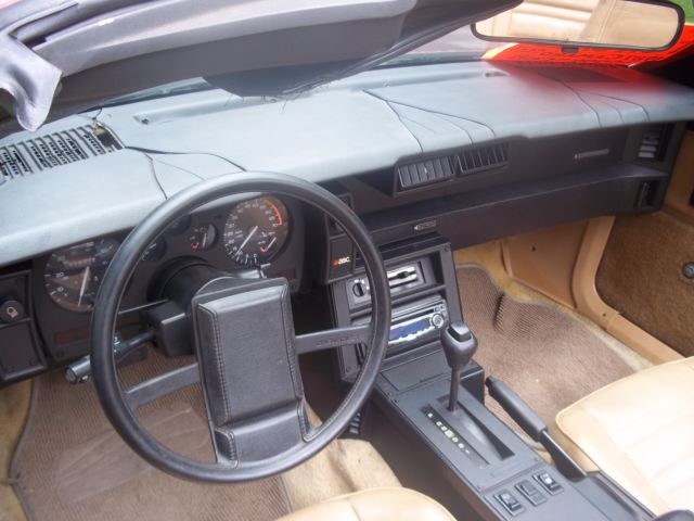 1987 Chevrolet Camaro Asc Convertible Classic Chevrolet Camaro 1987 For Sale