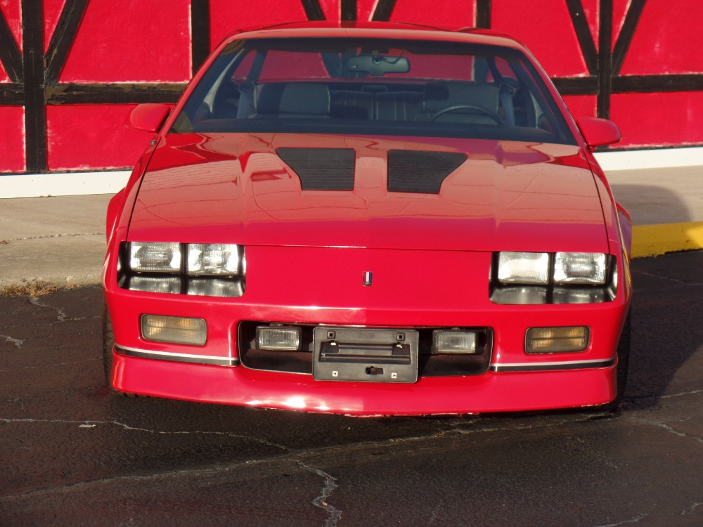 1987 Chevrolet Camaro Very Solid Iroc Z New Paint Sweet