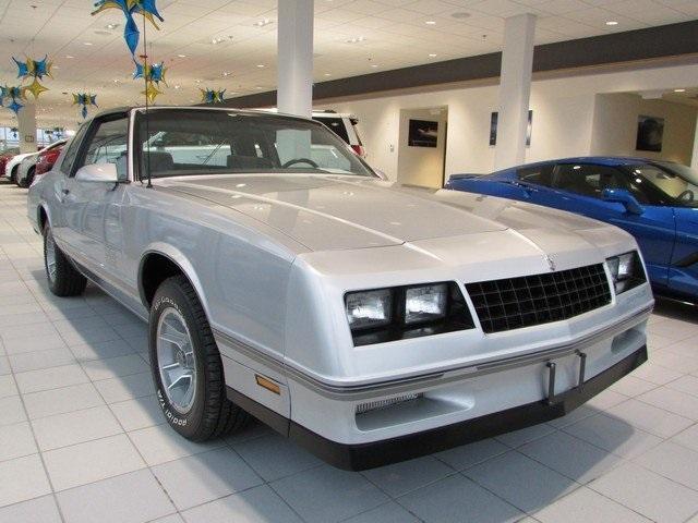 Youngstown Chevrolet >> 1987 CHEVROLET MONTE CARLO SS AEROCOUPE 15,618 ORIGINAL MILES - Classic Chevrolet Monte Carlo ...