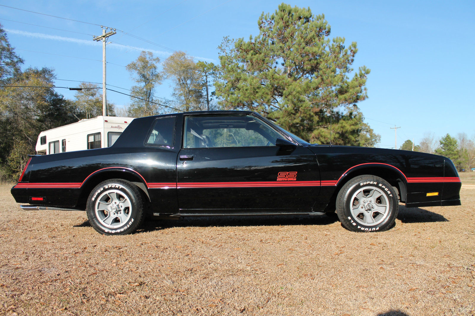 Chevrolet Monte Carlo Ss T Tops