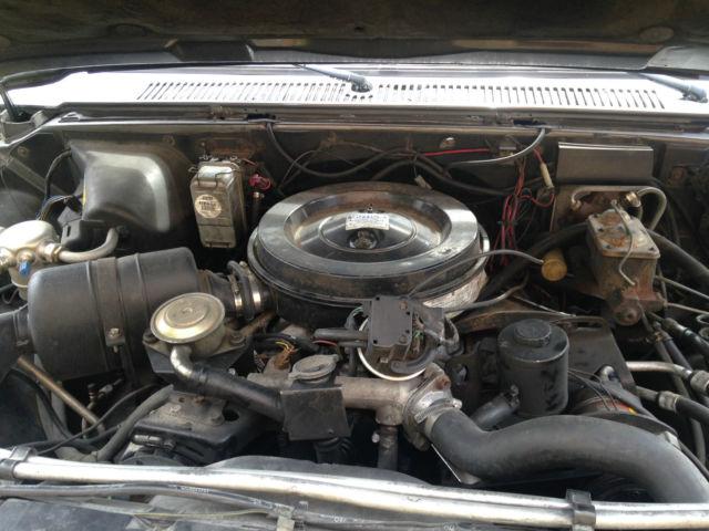 1987 Chevrolet Suburban Diesel 4x4 - Classic Chevrolet ...