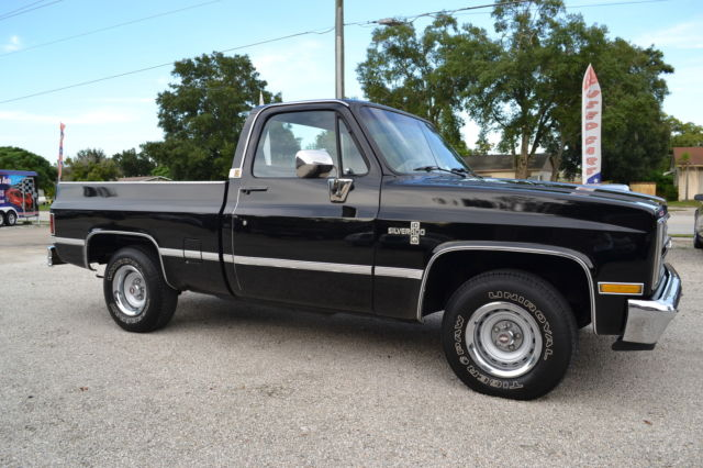 1987 chevy c10 gas mileage