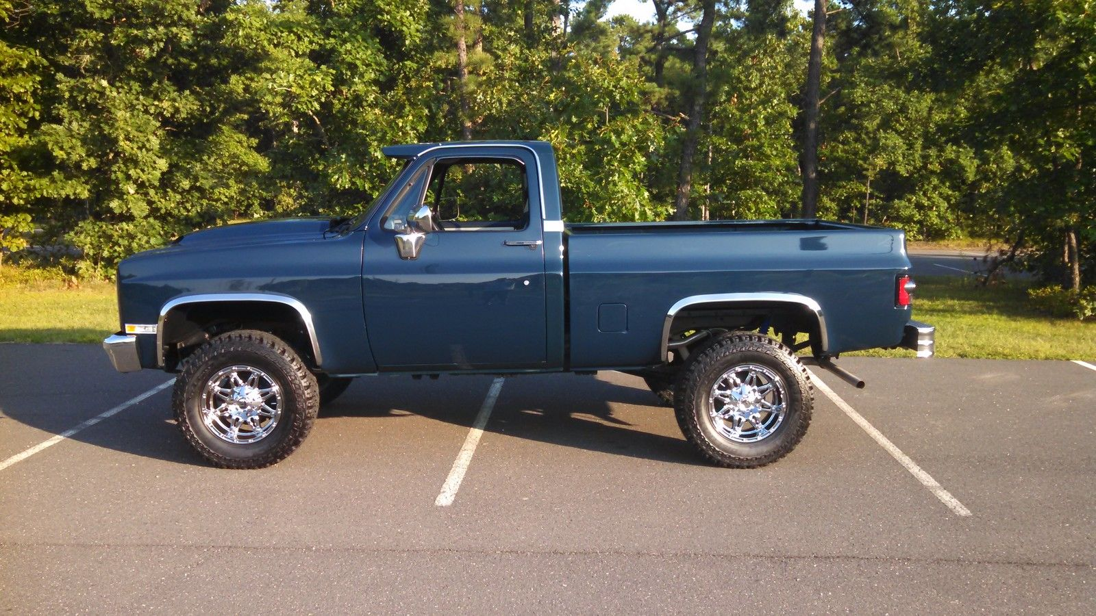 1987 Chevy C K 1500 Custom Built One Of A Kind Classic Chevrolet C K Pickup 1500 1987 For Sale