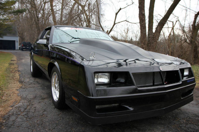 1987 Chevy Monte Carlo SS Procharger Supercharger - Classic