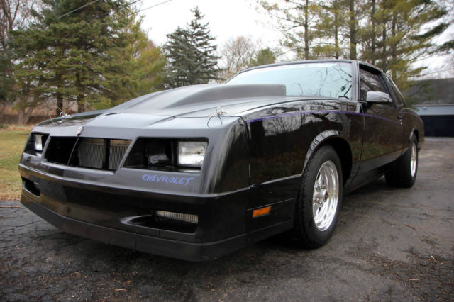 1987 chevy monte carlo ss procharger supercharger. Black Bedroom Furniture Sets. Home Design Ideas