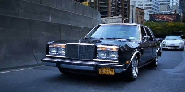 Cheap Car Tires >> 1987 Chrysler Fifth Avenue New Yorker Film car VIDEO No Reserve - Classic Chrysler Other 1987 ...