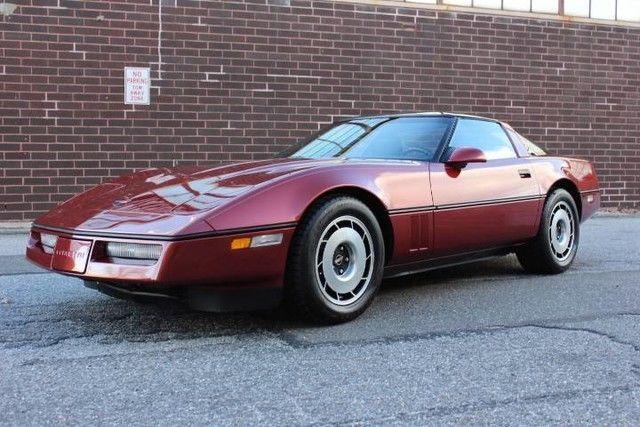 1987 corvette coupe only 32 159 miles 4 3 manual transmission rh smclassiccars com 1990 Corvette 1995 Corvette