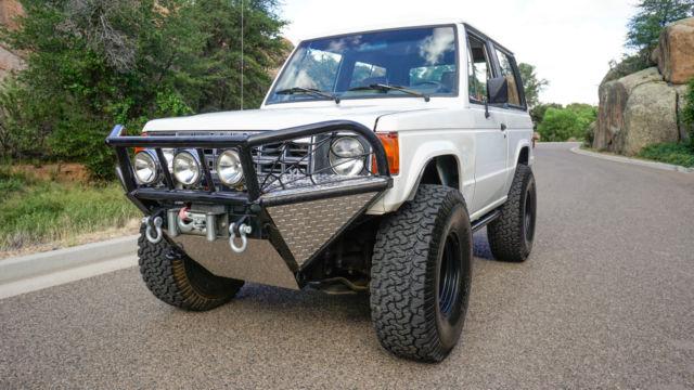 Dodge Raider For Sale >> 1987 Dodge Raider ( Mitsubishi Montero ) 4WD 4x4 Auto A/C - LOW MILES ( 48K ) - Classic ...