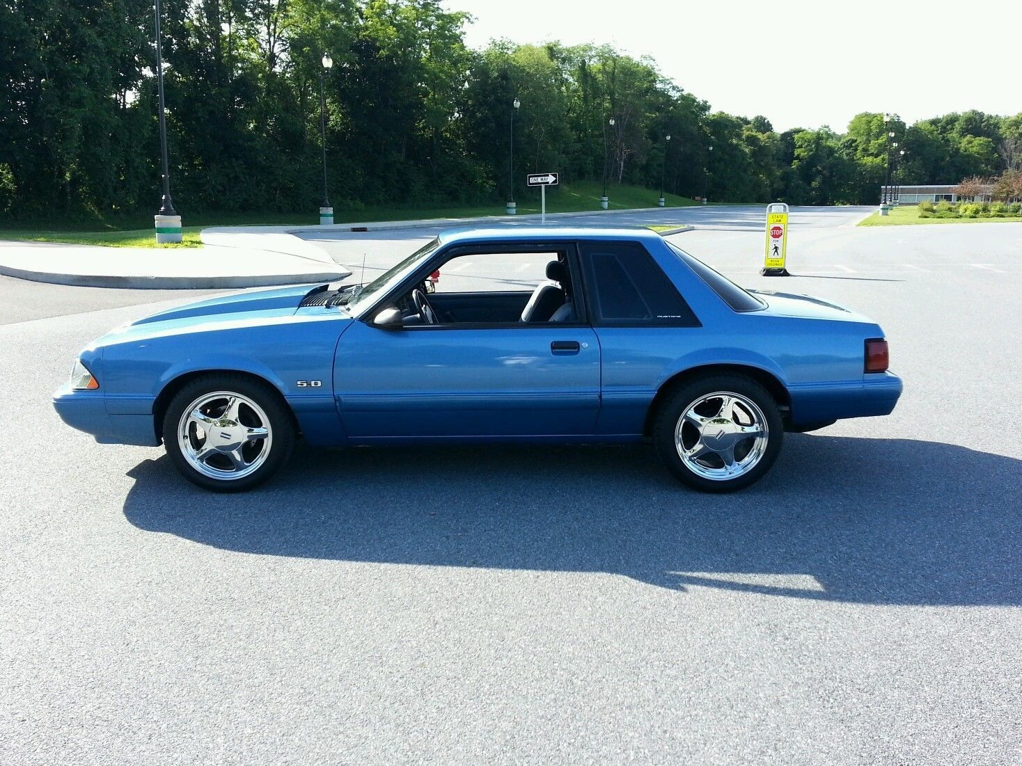 1987 Ford Mustang 5 0 Notchback Classic Ford Mustang