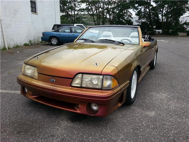 1987 ford mustang gt 9 077 miles other convertible 8 cylinder engine 5 0l 302 ma classic ford. Black Bedroom Furniture Sets. Home Design Ideas