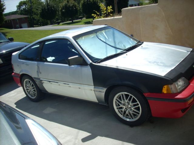 1987 honda civic crx si classic honda crx 1987 for sale. Black Bedroom Furniture Sets. Home Design Ideas