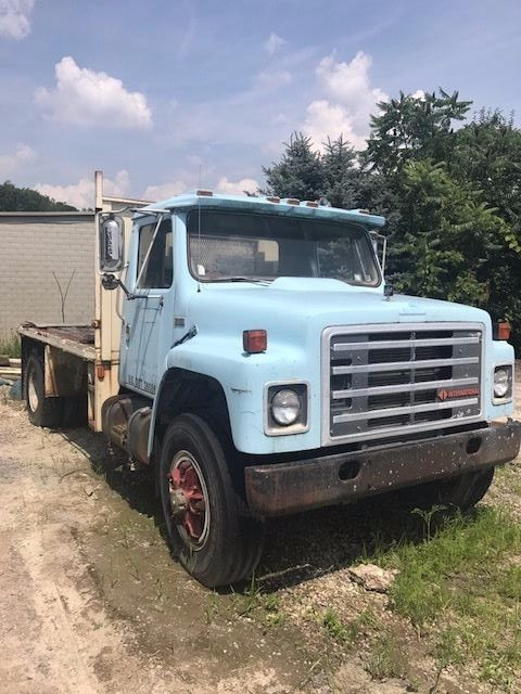 Cars For Sale In Pa >> 1987 International 1954 S type Stake Truck. - Classic ...