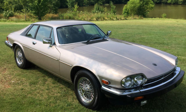1987 jaguar xjs v12 one owner classic jaguar xjs 1987 for sale. Black Bedroom Furniture Sets. Home Design Ideas