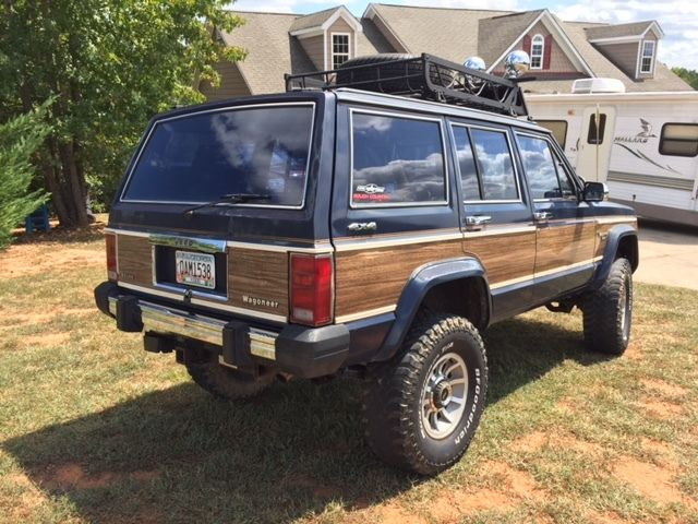 Sell My Car For Cash >> 1987 Jeep Cherokee Wagoneer Limited 4x4 4.0L - Classic Jeep Wagoneer 1987 for sale