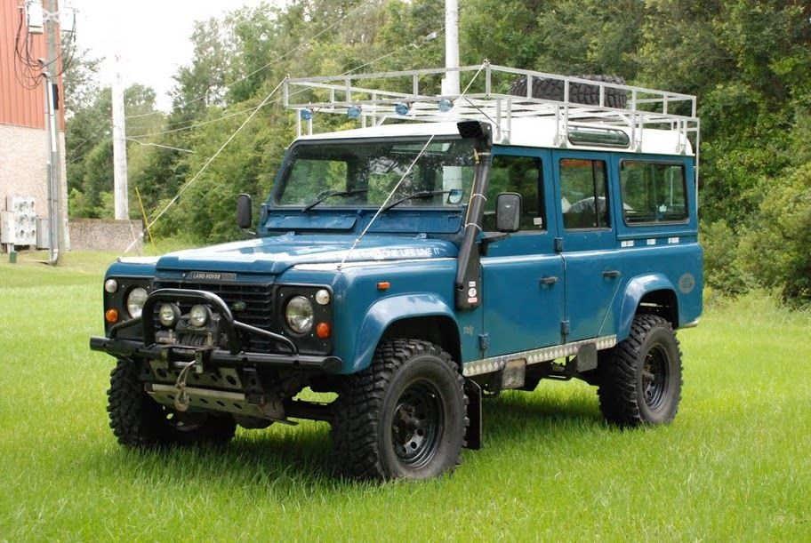1987 Land Rover Defender 110 Station Wagon - 200TDI - Off ...