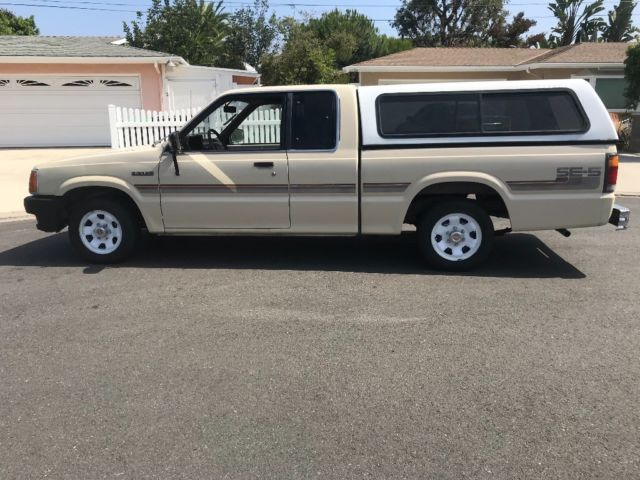 Mikes Used Cars >> 1987 mazda b2000 86k Miles Look! No Reserve - Classic Mazda B-Series Pickups 1987 for sale