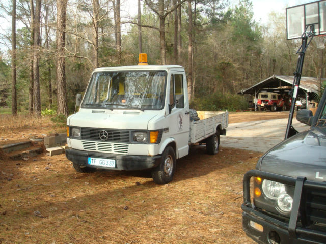 1987 Mercedes Benz Other Sprinter/ 309 308 307 207 D