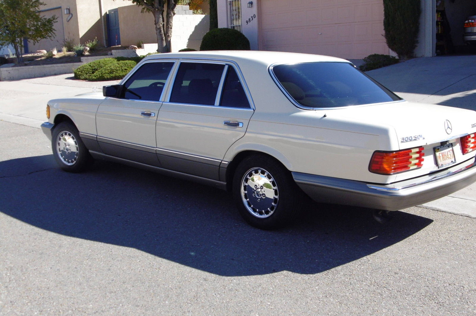 1987 mercedes benz 300sdl ivory with palamino leather for 1987 mercedes benz 300sdl