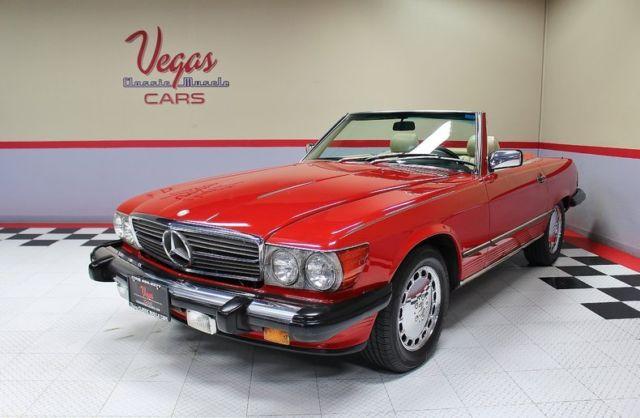 1987 mercedes benz 560sl 560sl classic mercedes benz sl for Mercedes benz sl 560