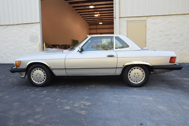 1987 mercedes benz 560sl 5 87 build astral silver metallic for Build my mercedes benz