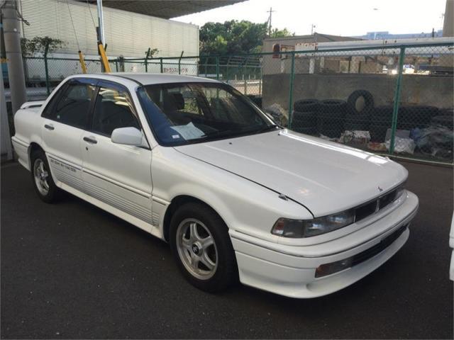 1987 Mitsubishi Galant Vr4 Classic Mitsubishi Galant