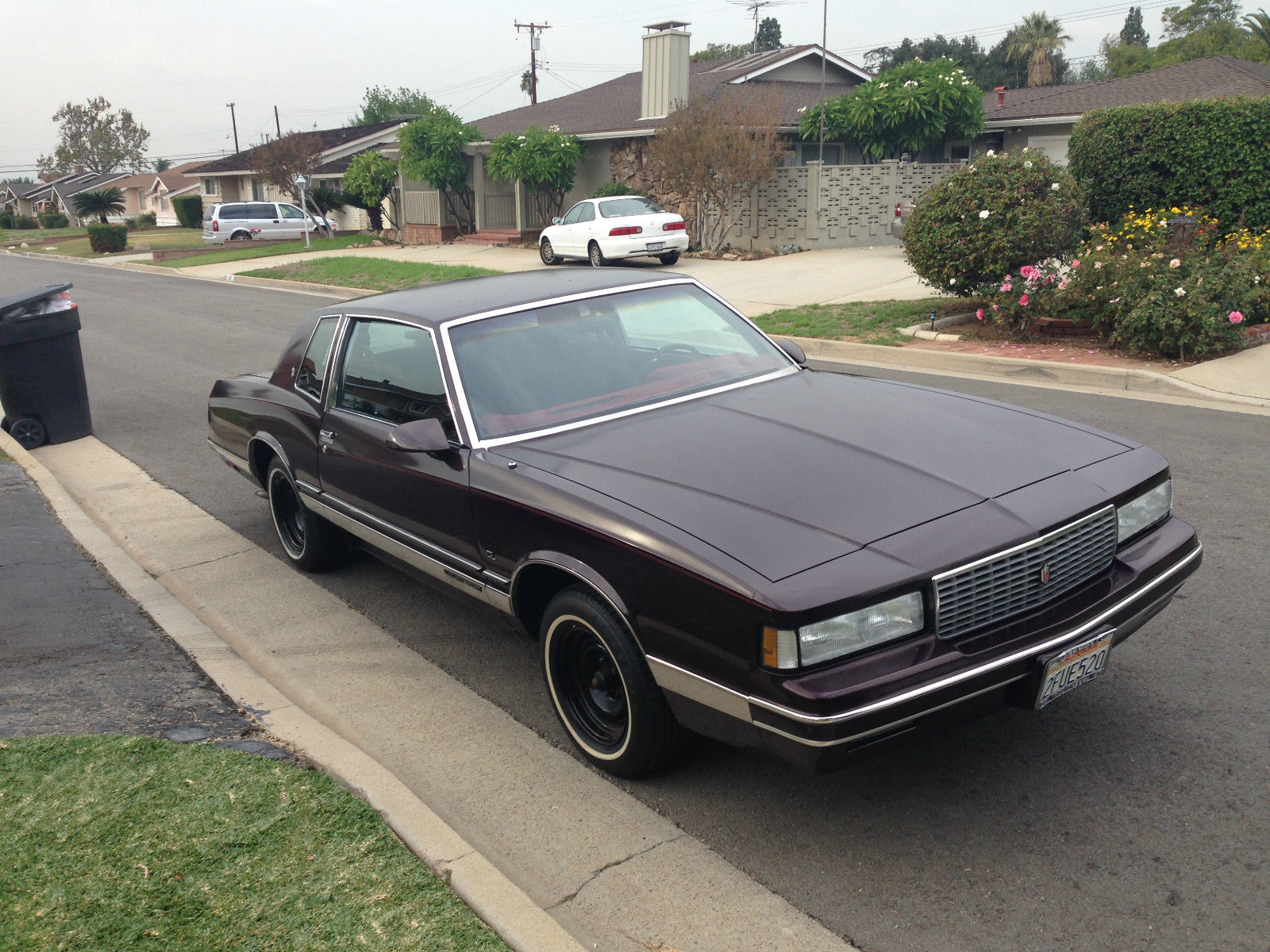 1987 Monte Carlo Ls 5 0l With Less Than 27k Original Miles