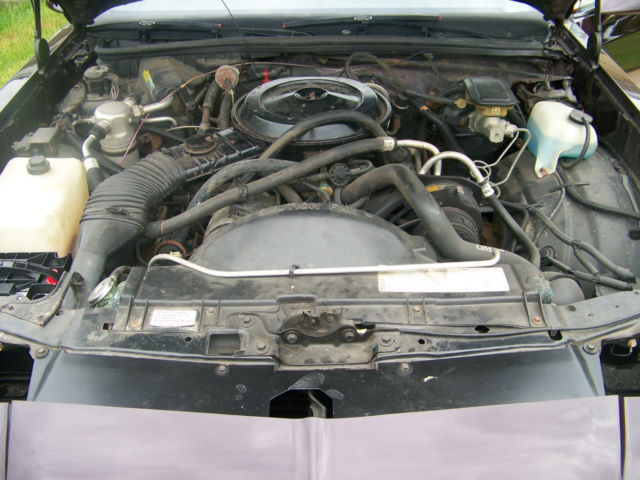 Salina Used Cars >> 1987 Monte Carlo SS - Factory T-Tops - 305 V8 - Classic ...