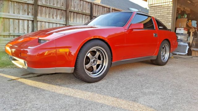 1987 Nissan 300zx Turbo 81k miles (Completely rebuilt engine