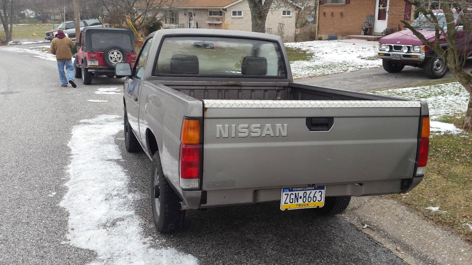 Nissan Santa Maria >> 1987 nissan hardbody pickup truck - Classic Nissan Other ...