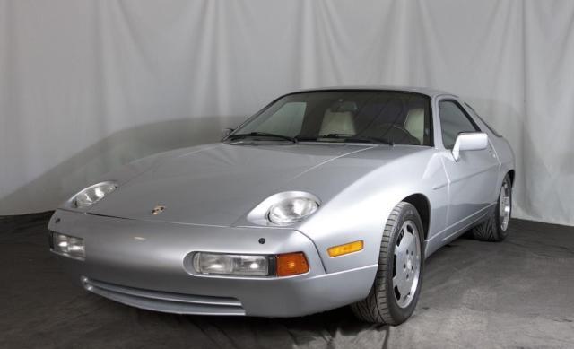 1987 Porsche 928 S4 Silver Met. Well serviced , , Classic