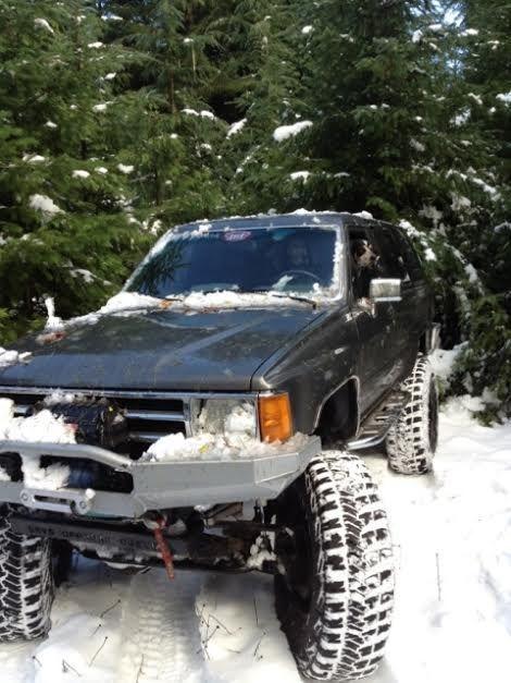 Front Wheel Drive Cars >> 1987 TOYOTA 4RUNNER, rock crawler, dune toy, convertible ...