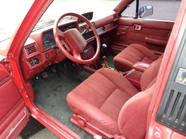 1987 Toyota 4Runner SR5 22RE 4x4 Hilux surf TRD 1988 1989 ...