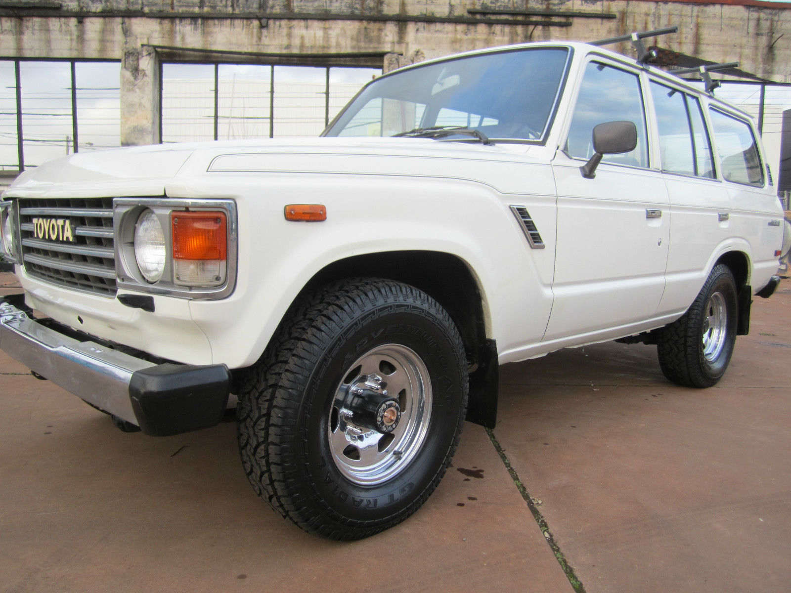 1987 Toyota Land Cruiser Fj60 Extremely Clean And Original No Rust