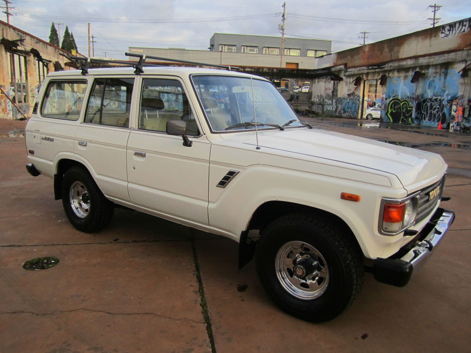 1987 Toyota Land Cruiser Fj60 Extremely Clean And Original No Rust Prevnext