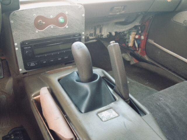 Mr2 Auto To Manual Conversion