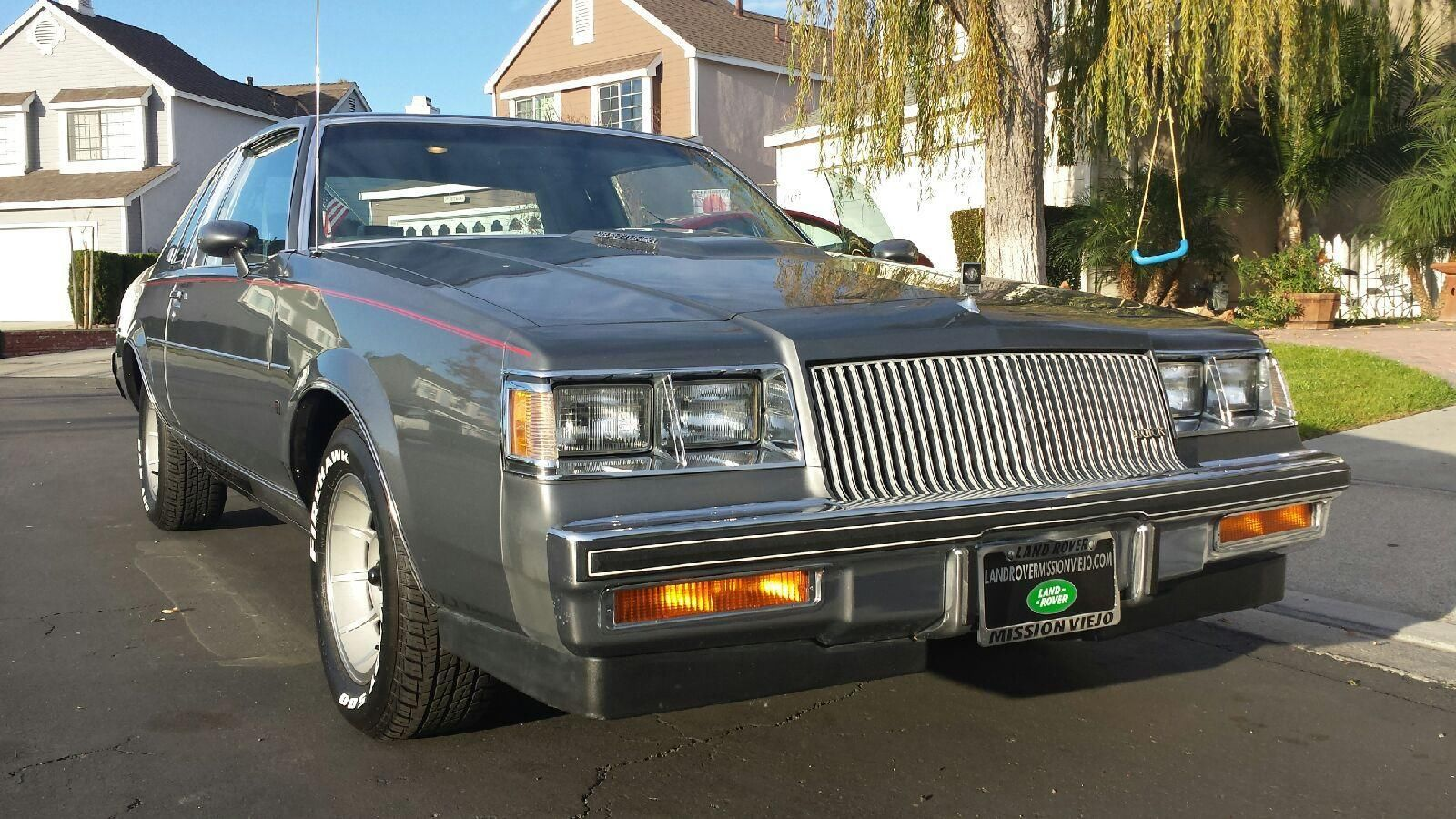 1987 turbo buick regal limited 1 of 1 035 low low miles rust free gnx t type classic buick. Black Bedroom Furniture Sets. Home Design Ideas