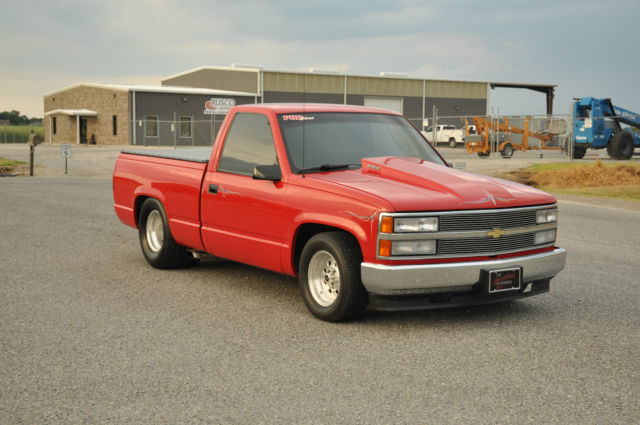 chevy silverado street truck - photo #12