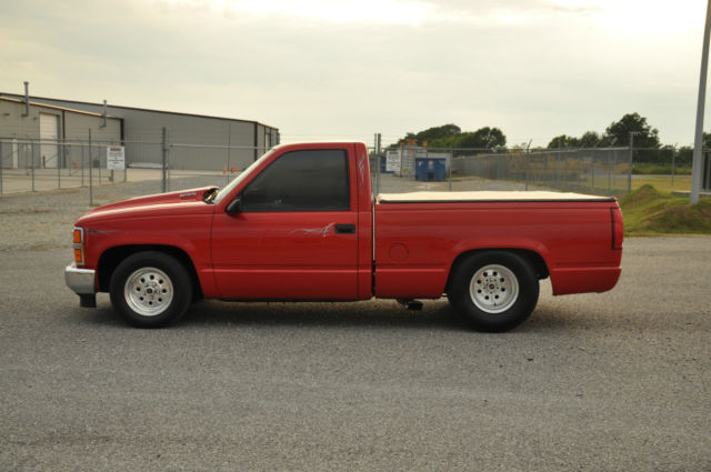 chevy silverado street truck - photo #37
