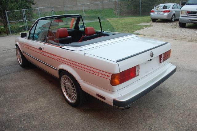 1988 bmw 325i e30 convertible 2 door 2 5l m20 alpina. Black Bedroom Furniture Sets. Home Design Ideas